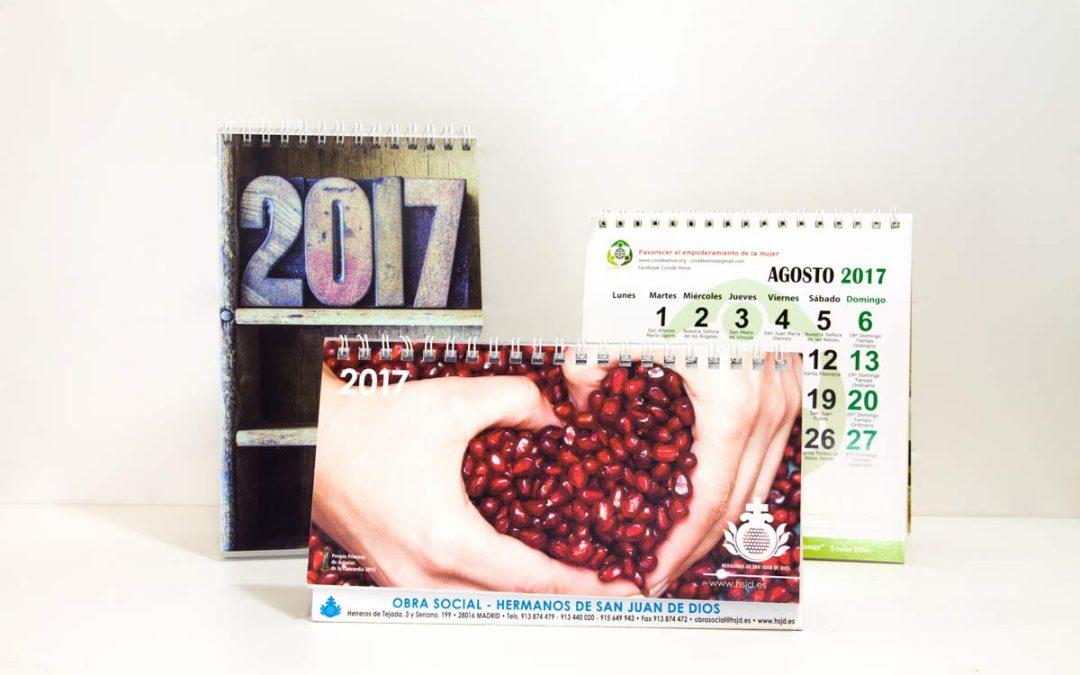 Muestra de Calendarios